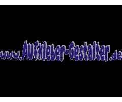 Folienaufkleber Schaufenster Beschriftung Scheibenaufkleber online Aufkleber-Gestalter