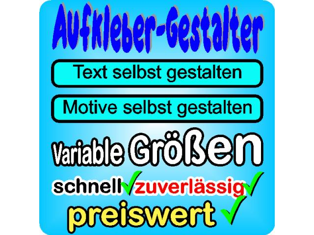 Fahrzeug Aufkleber Beschriftung Selber Machen Online Leipzig