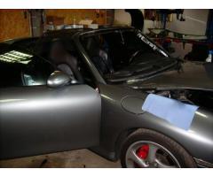 Porsche Windschutzscheibe Frontscheibe Heckscheibe Seitenscheibe günstig Reparatur Austausch Einbau
