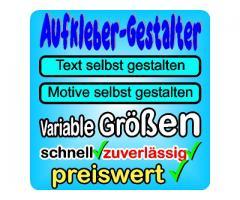 www.aufkleber-gestalter.de